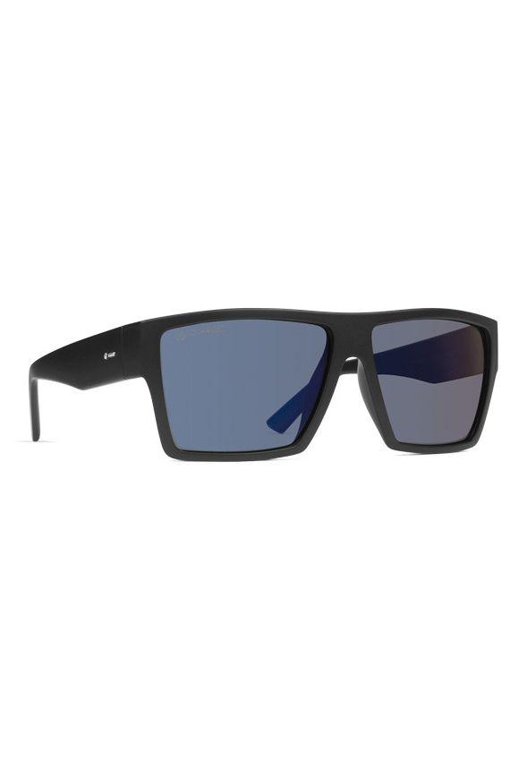 Oculos Dot Dash NILLIONAIRE Black Satin / Grey Poly Polar