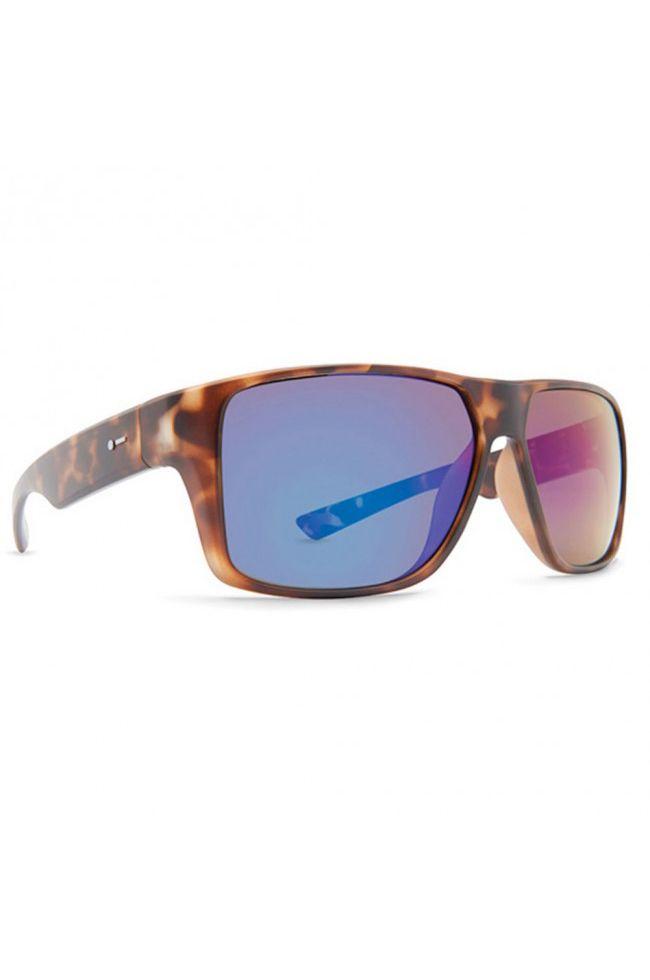 Oculos Dot Dash TURBO Tort Satin / Green Chrome