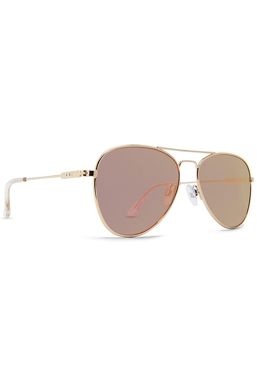 Oculos Dot Dash AEROGIZMO Rose Gold Gloss / Rose Gold Chrome