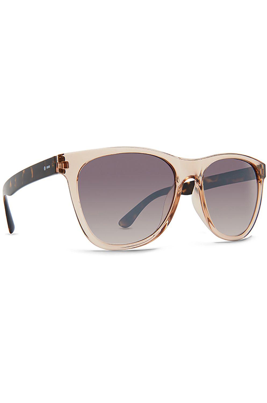 Oculos Dot Dash COOLIDGE Buff Translucent Tort Gloss / Mirror Gradient