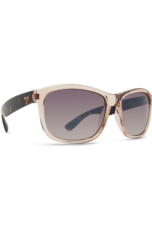 Oculos Dot Dash POSEUR Buff Translucent Tort Gloss / Mirror Gradient