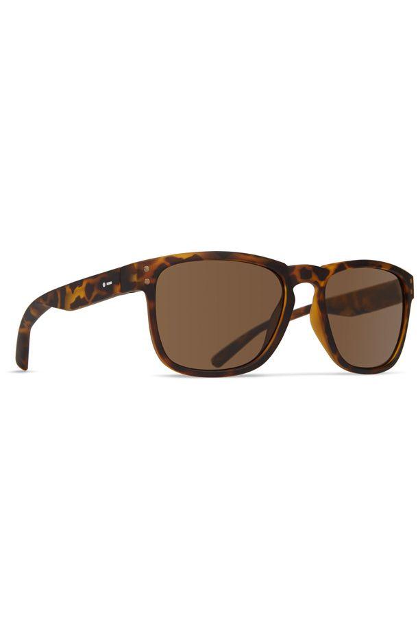 Oculos Dot Dash BOOTLEG Tortoise Satin / Bronze