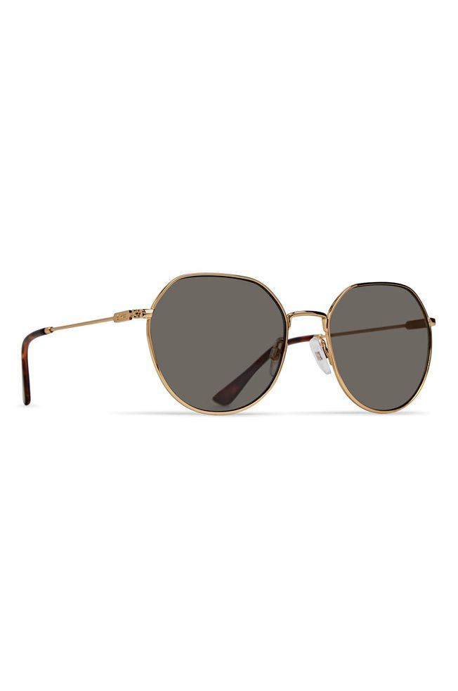 Oculos Dot Dash JITTERS Gold Tortoise / Vintage Grey