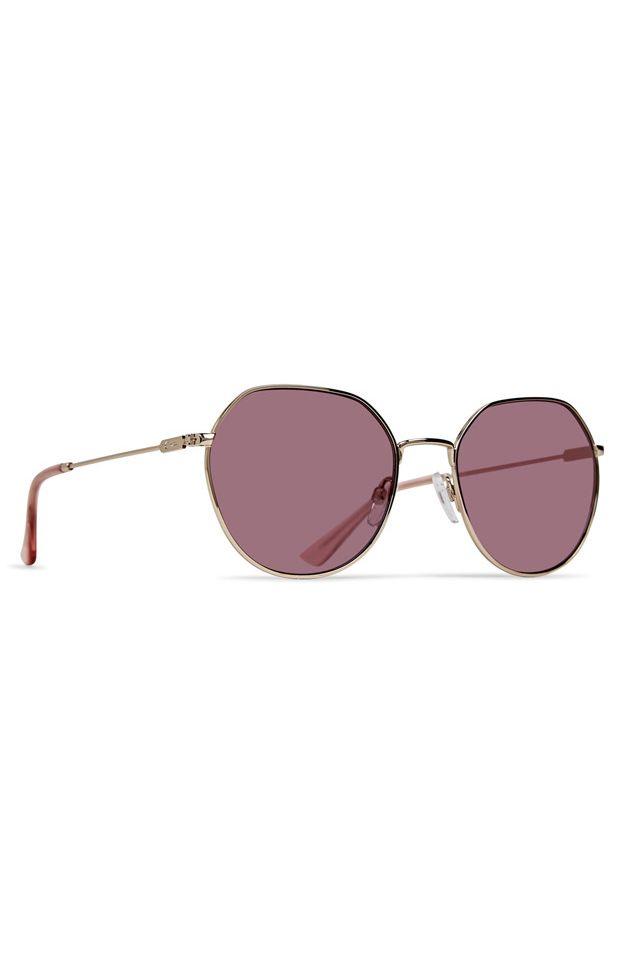 Oculos Dot Dash JITTERS Rose Gold / Rose