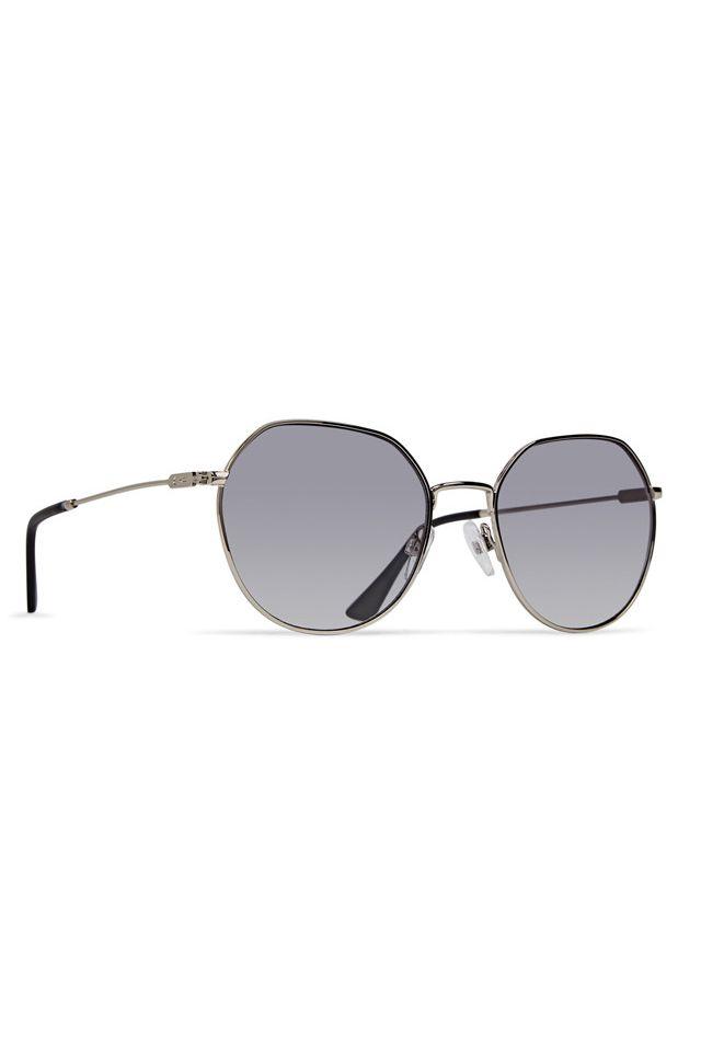 Oculos Dot Dash JITTERS Silver Gloss / Grey