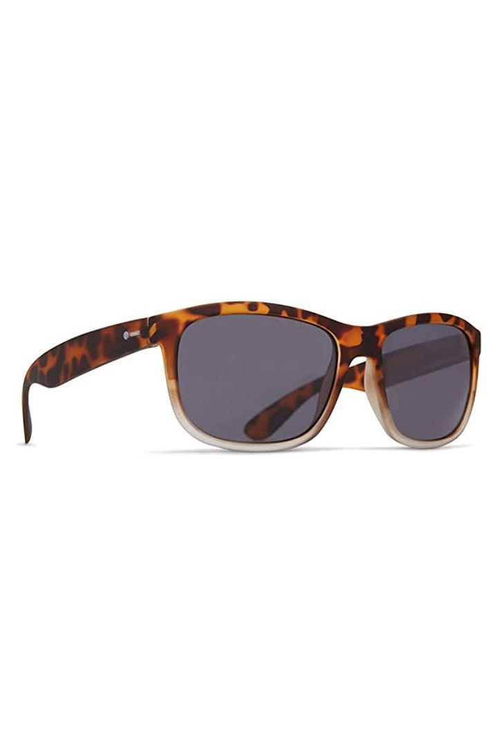 Oculos Dot Dash POSEUR Leopard Tort Satin / Grey