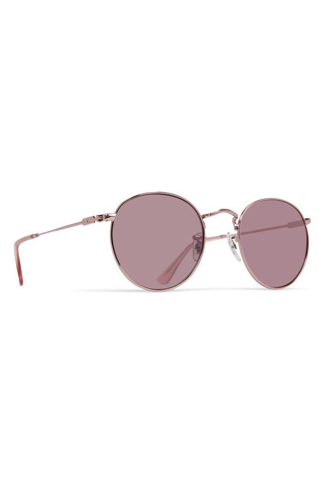 Oculos Dot Dash VELVATINA Rose Gold / Rose