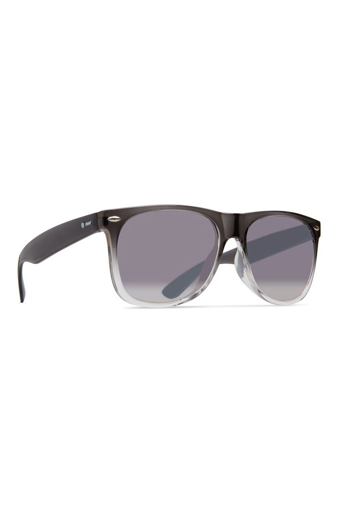 Oculos Dot Dash KERFUFFLE Translucent Grey Fade / Grey Gradient Silver Flash