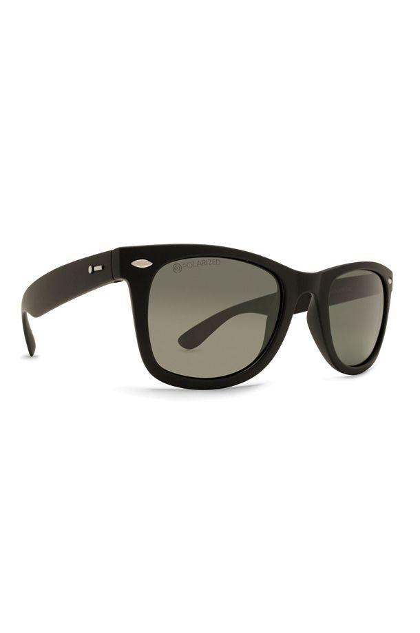 Oculos Dot Dash PLIMSOUL Blk Satin / Grey Polar