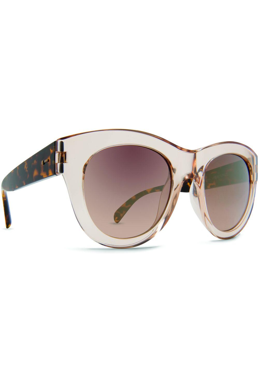 Oculos Dot Dash HEADSPACE Buff Translucent Tort / Gold Chrome