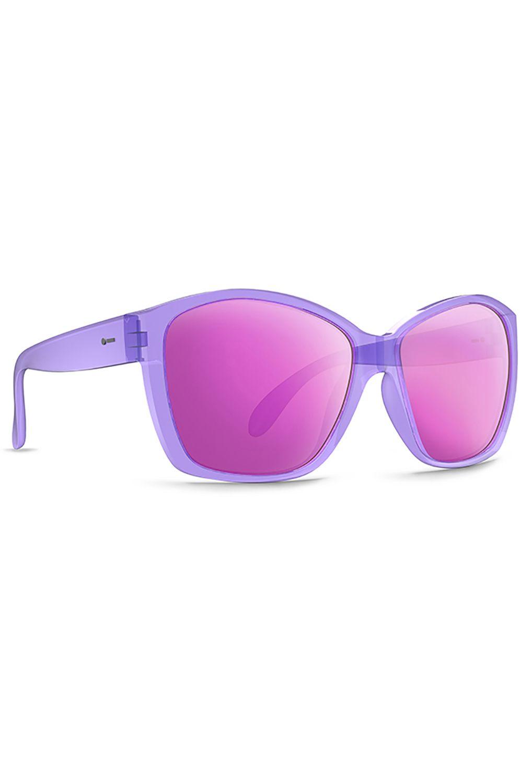 Oculos Dot Dash KITTY Lilac Crystal / Pink Chrome