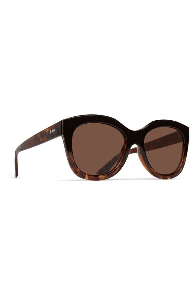 Oculos Dot Dash MYSTERIA Espresso Tort Fade / Bronze