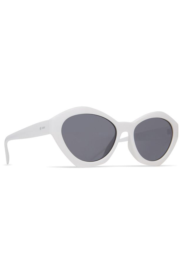 Oculos Dot Dash ONLY CHILD White Gloss / Grey