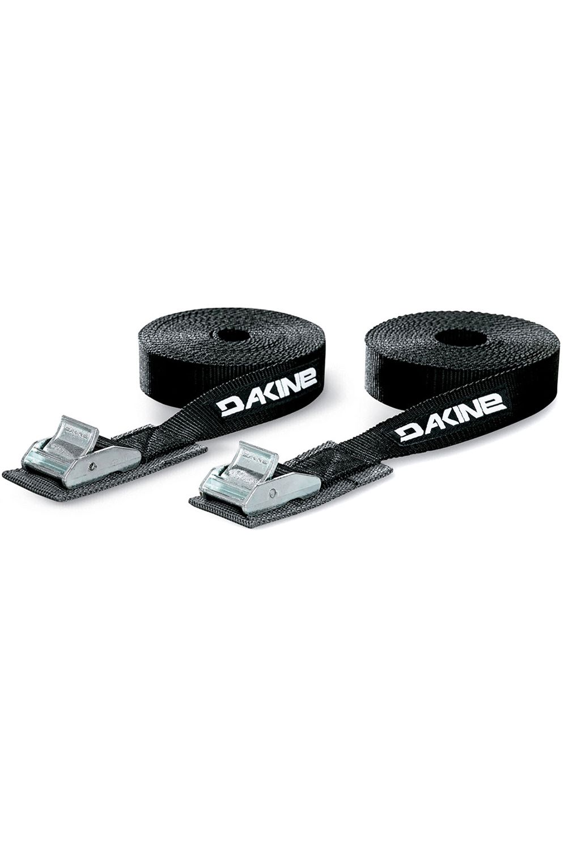 Rack Dakine TIE DOWN STRAPS 12' (2) Black