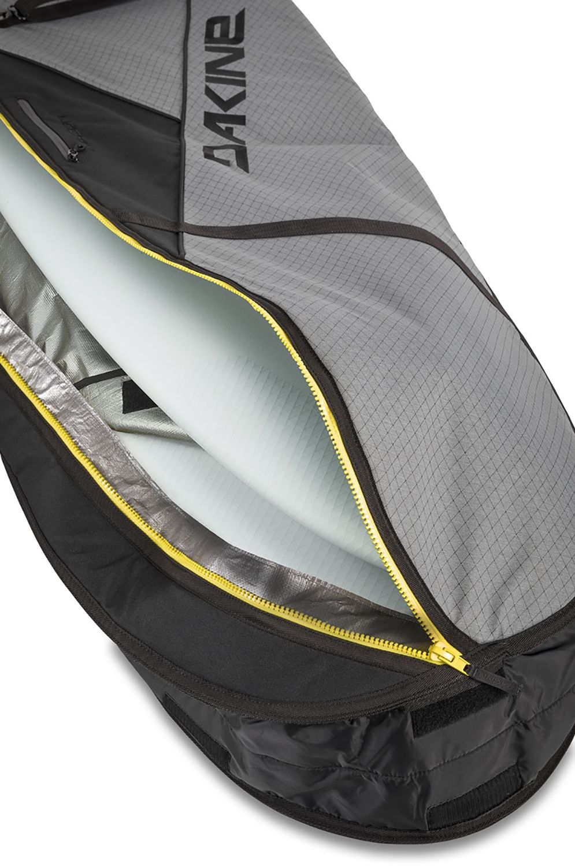 Capa Dakine RECON DOUBLE SURFBOARD BAG THRUSTER 6'3 Carbon