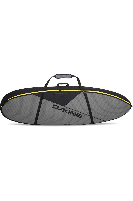 Dakine Boardbag 6'6 RECON DOUBLE SURFBOARD BAG THRUSTER Carbon