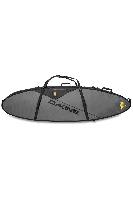 Dakine Boardbag 6'6 JOHN JOHN FLORENCE SURFBOARD BAG QUAD Carbon