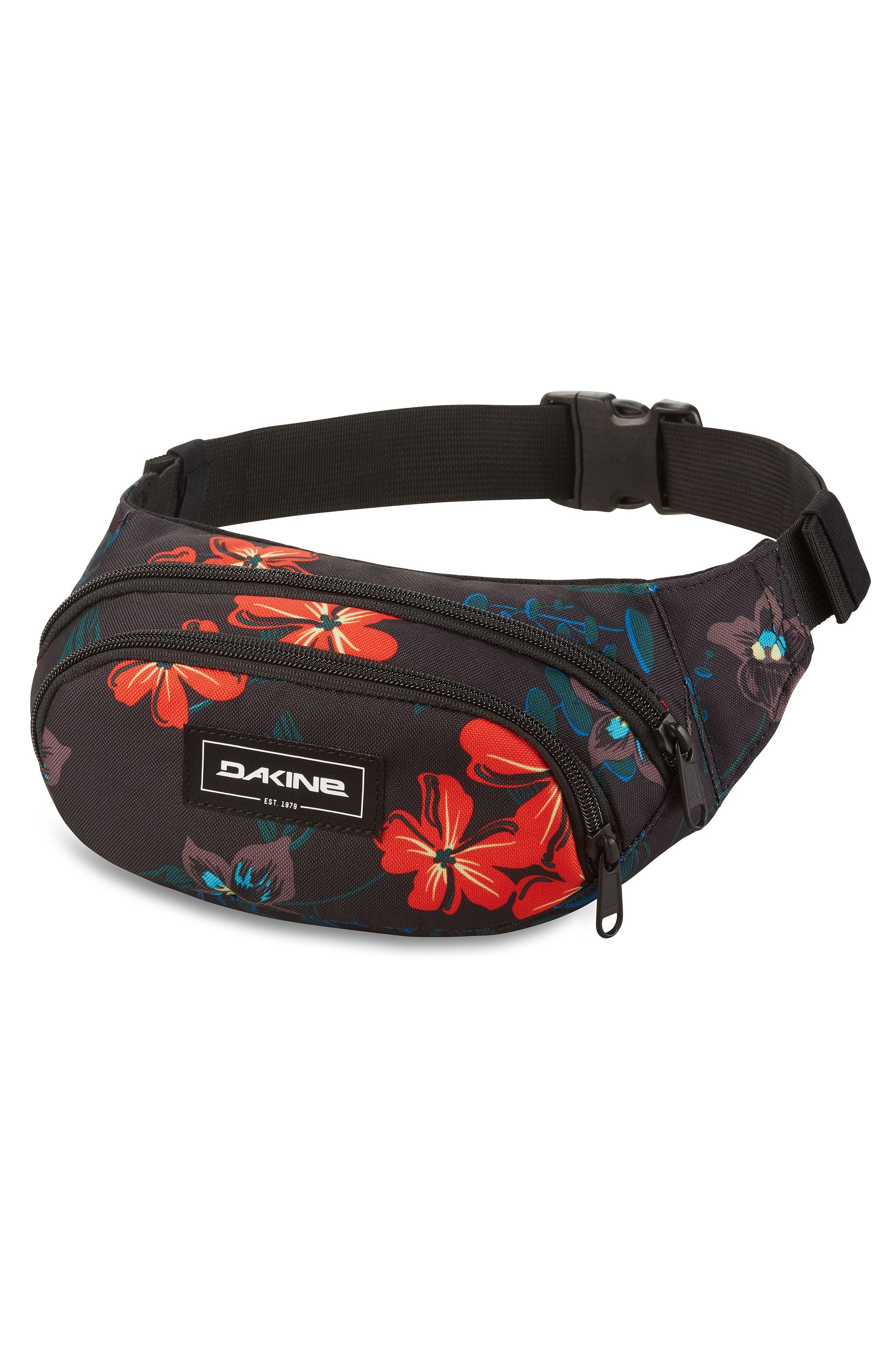 Dakine Waist Bag HIP PACK Twilight Floral