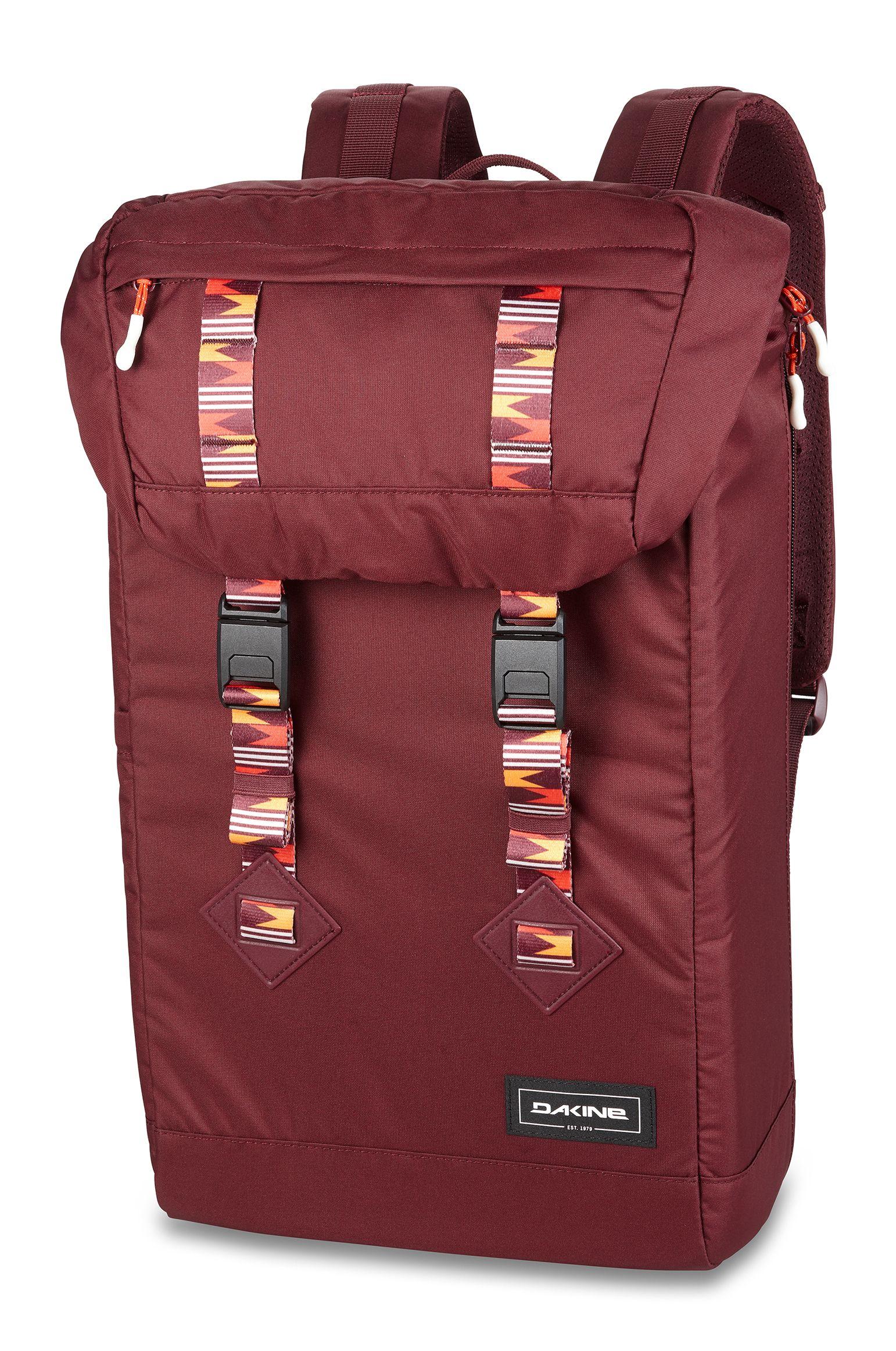 Dakine Backpack INFINITY TOPLOADER 27L Port Red