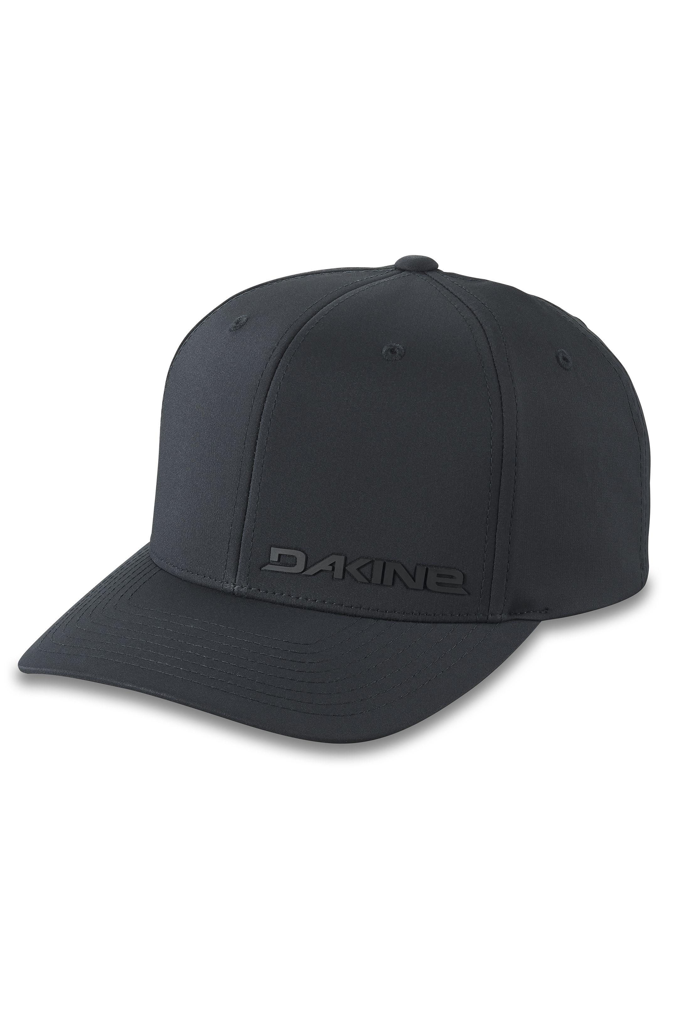 Dakine Cap   RAIL BALLCAP Black