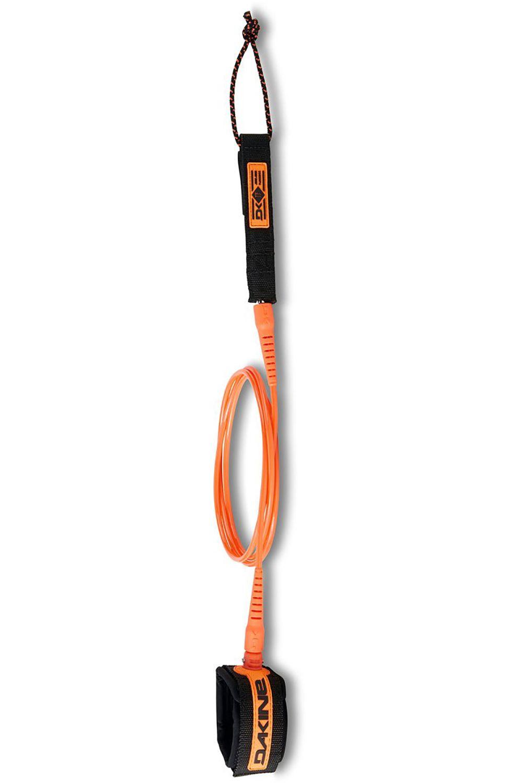Leash Dakine JOHN JOHN FLORENCE COMP 6' x 3/16 Black/Orange