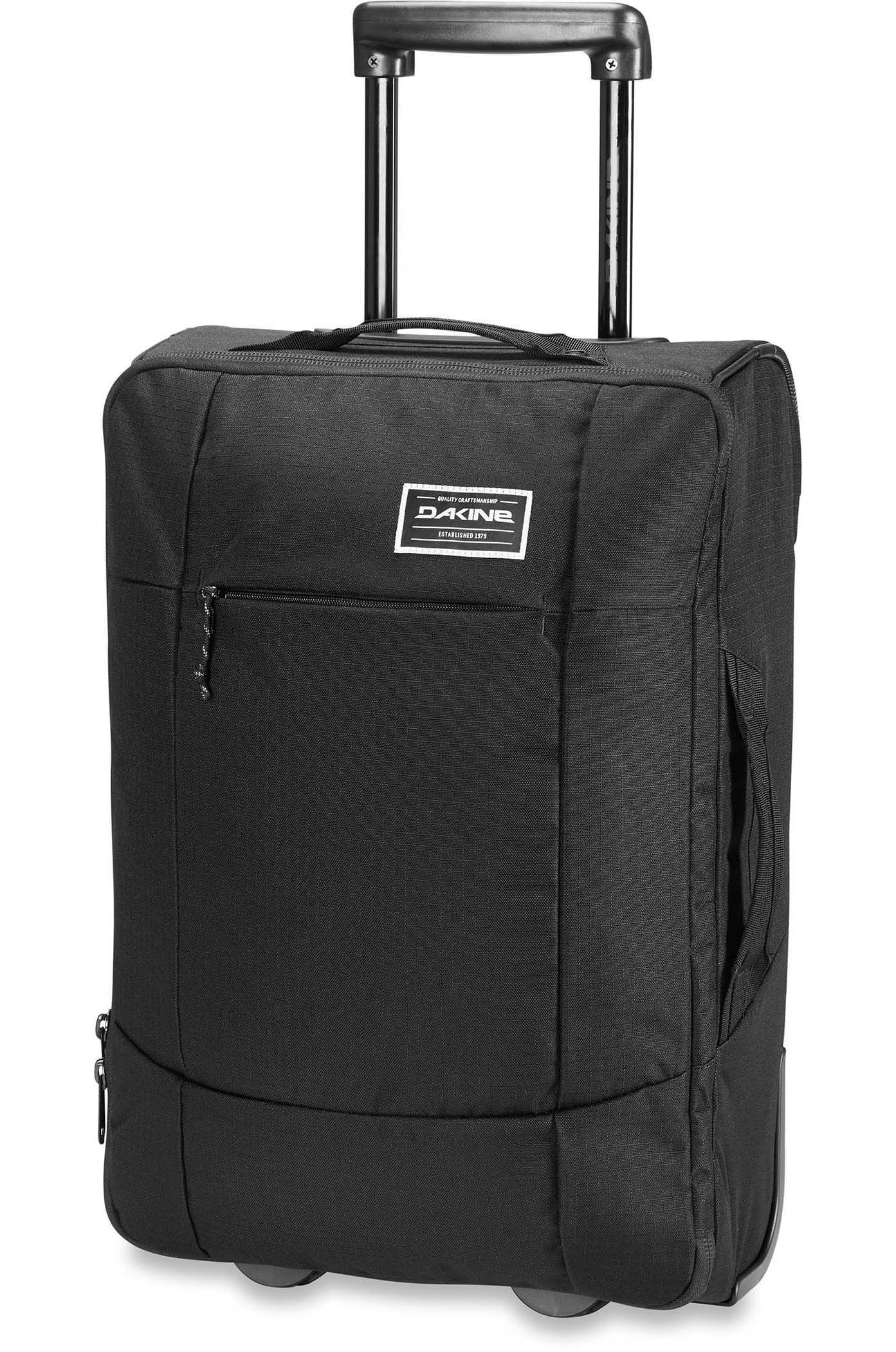 Mala Viagem Dakine CARRY ON EQ ROLLER 40L Black