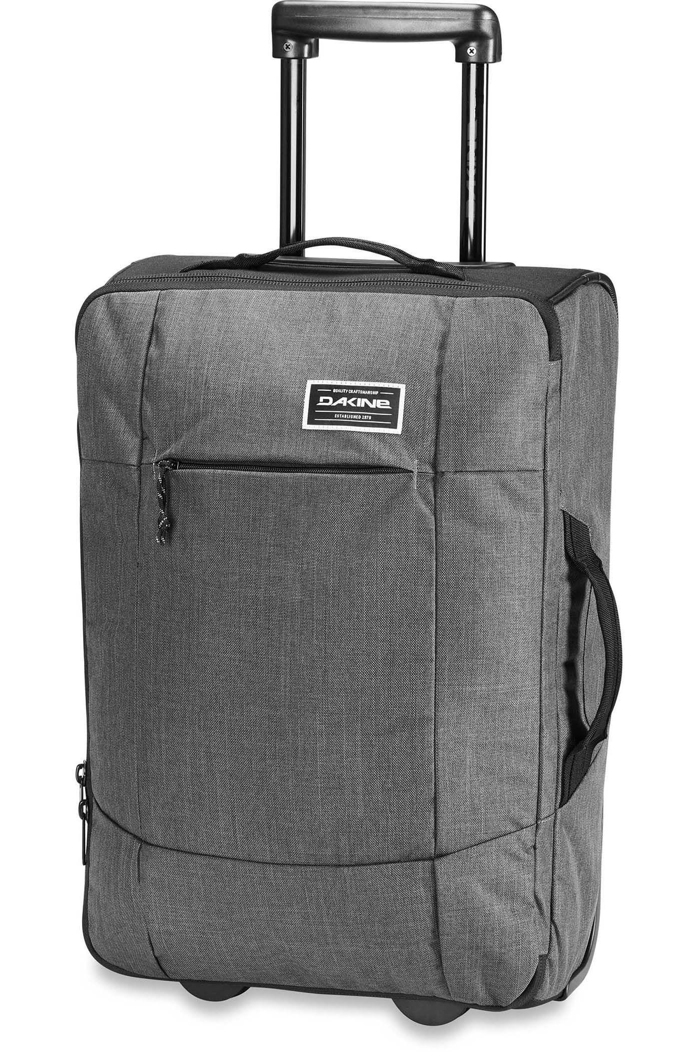 Mala Viagem Dakine CARRY ON EQ ROLLER 40L Carbon