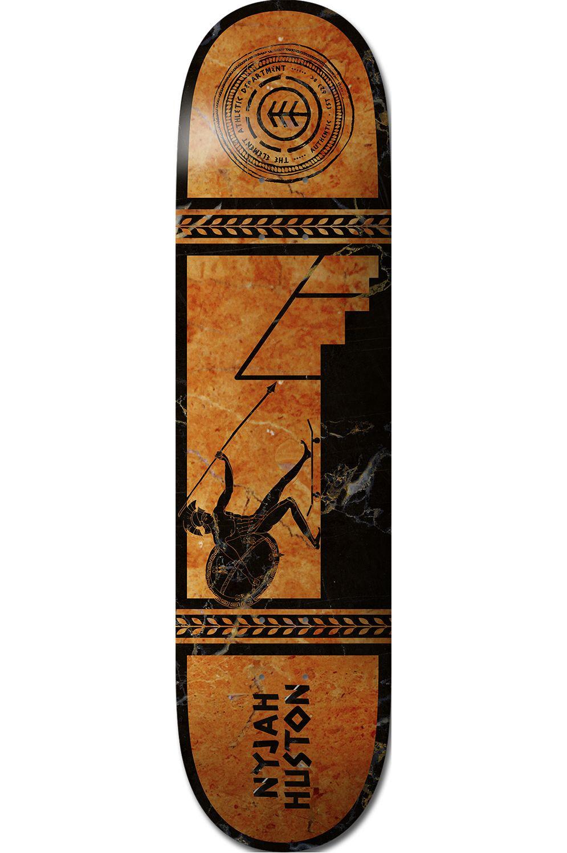 "Tabua Element 8.1"" GREEK GODS NYJAH Assorted"