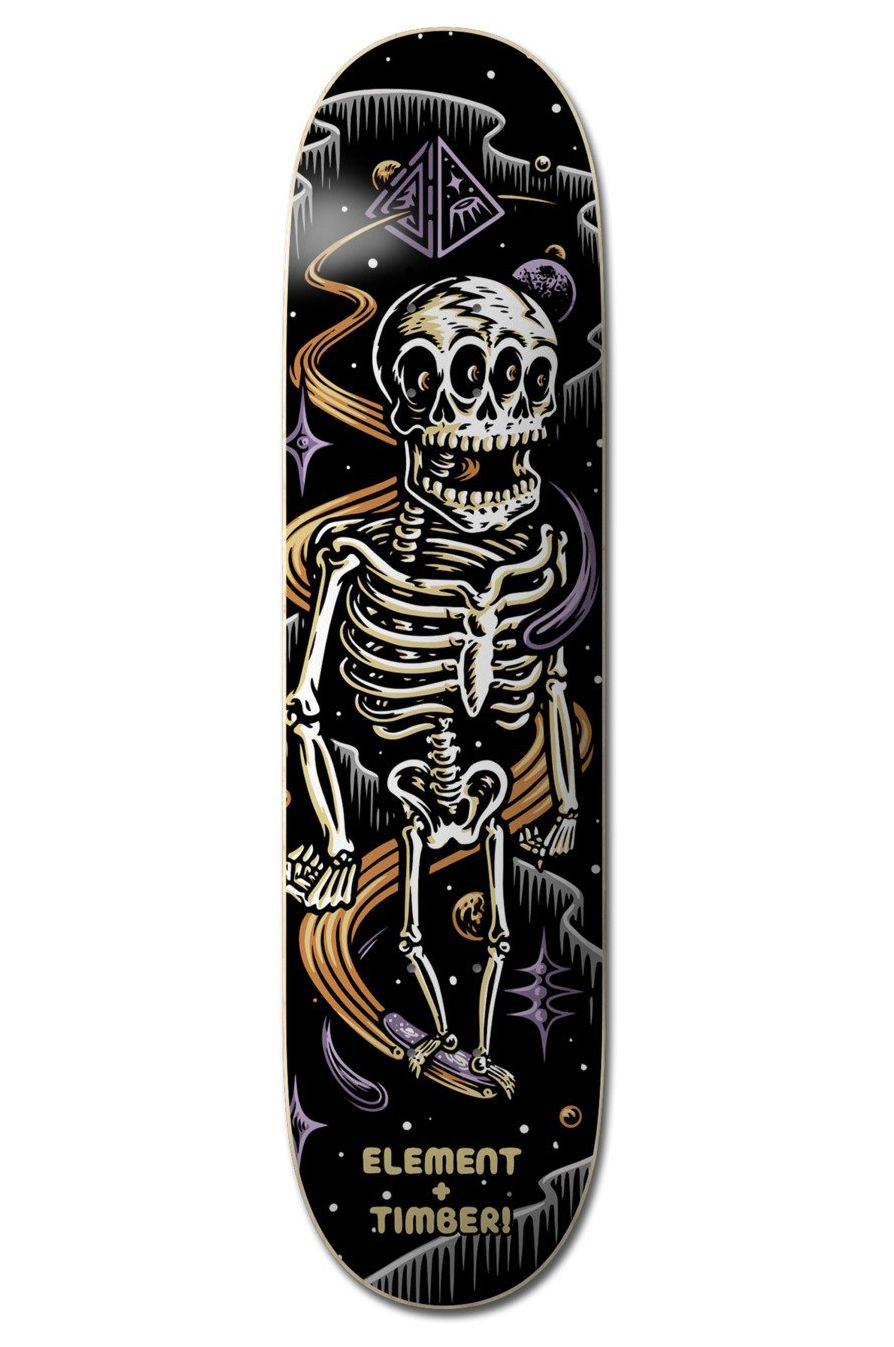 """Tabua Element 8"""" TIMBER SKELETON TIMBER COLLECTION Assorted"""
