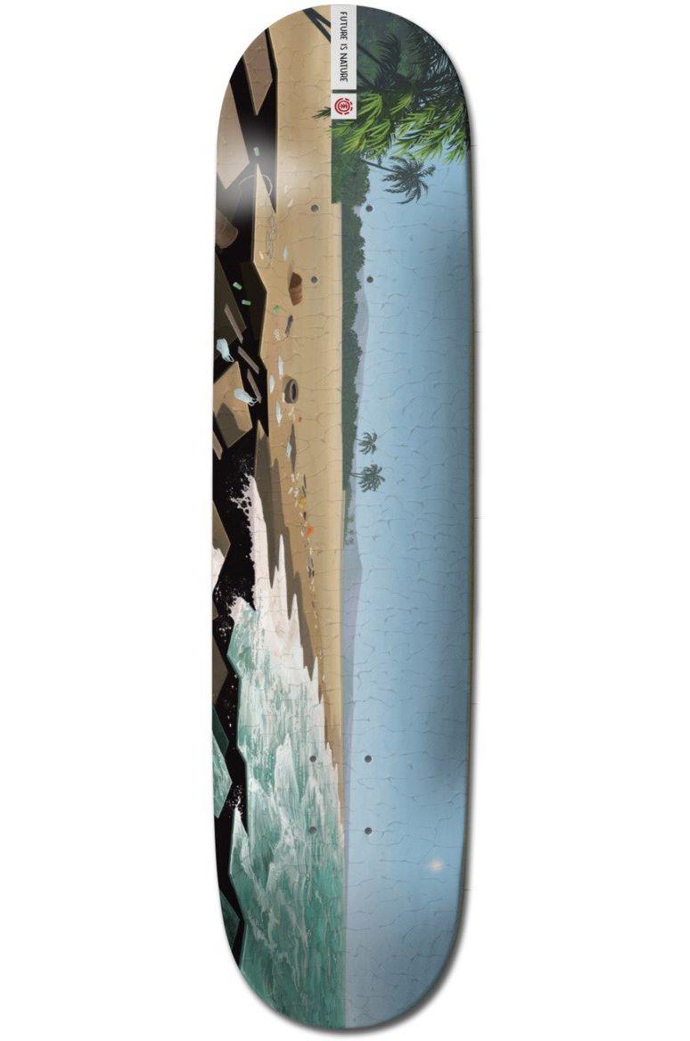 """Element Skate Board 8"""" LANDSCAPE SA Assorted"""