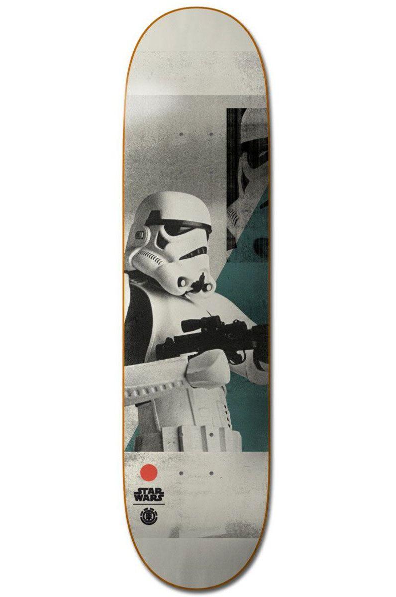"Element Skate Board 8.25"" STAR WARS STORM TROO Assorted"