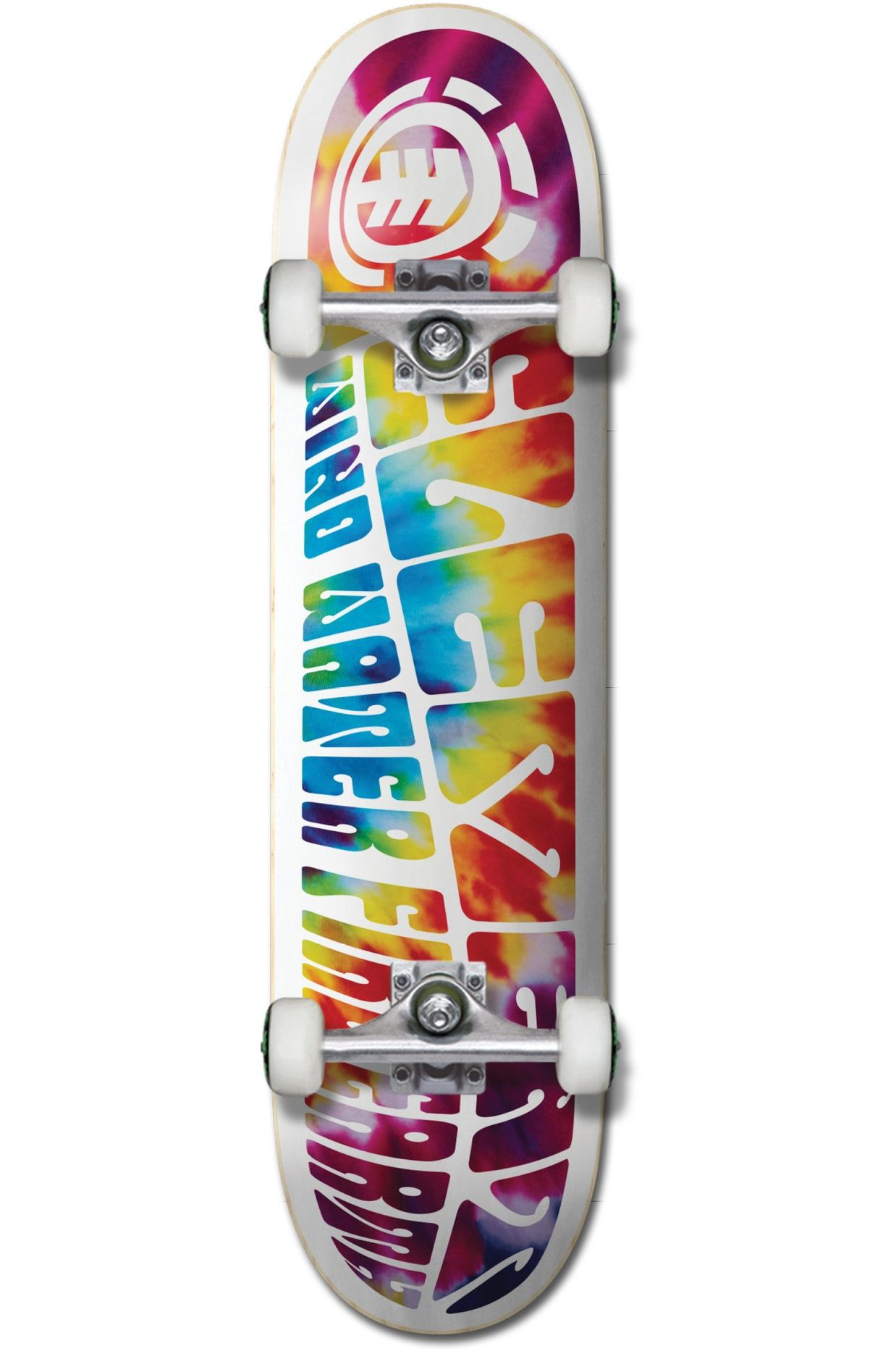 """Element Skate 8"""" TRIP OUT Assorted"""