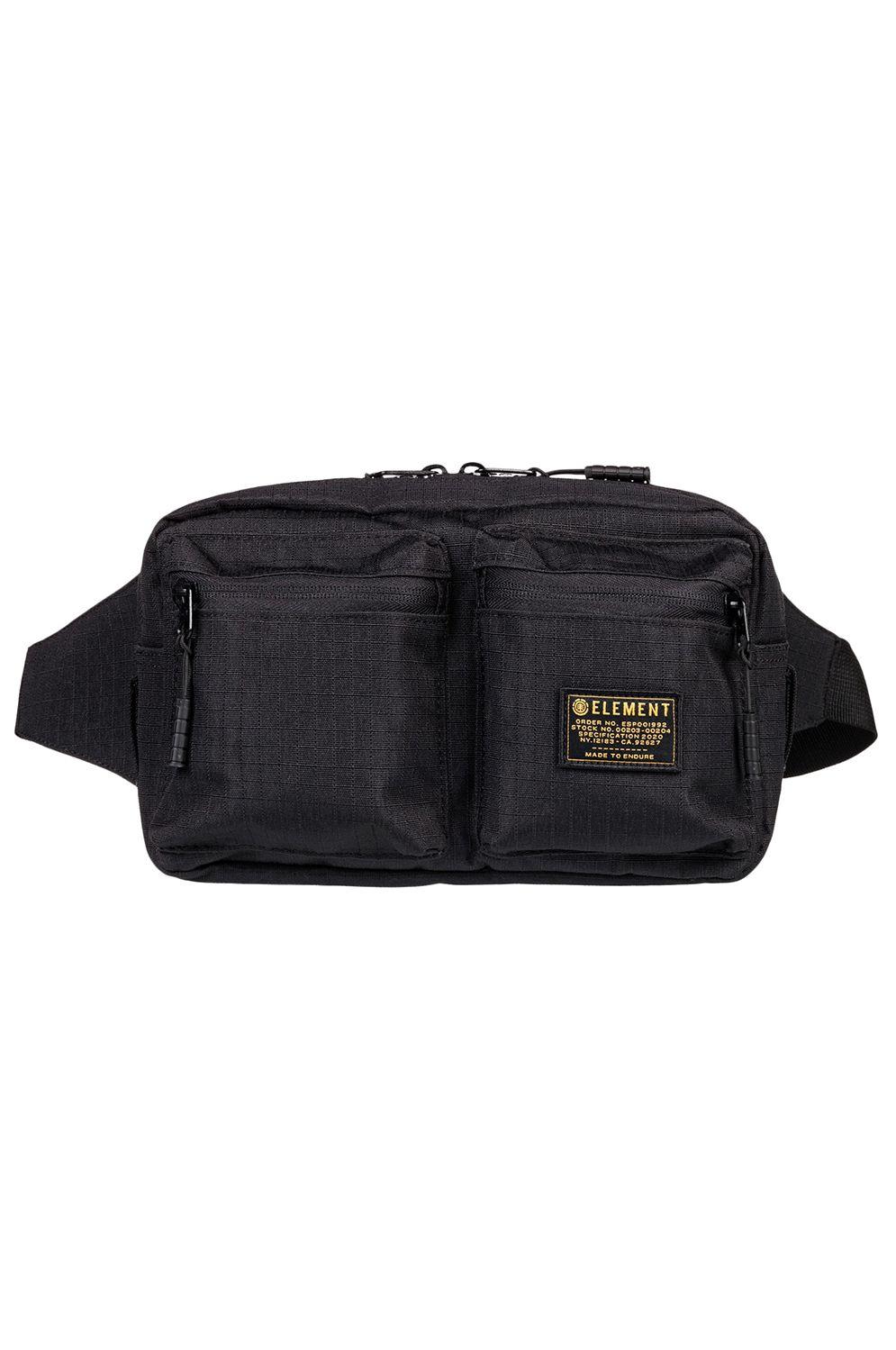 Bolsa Cintura Element RECRUIT STREET PACK Flint Black