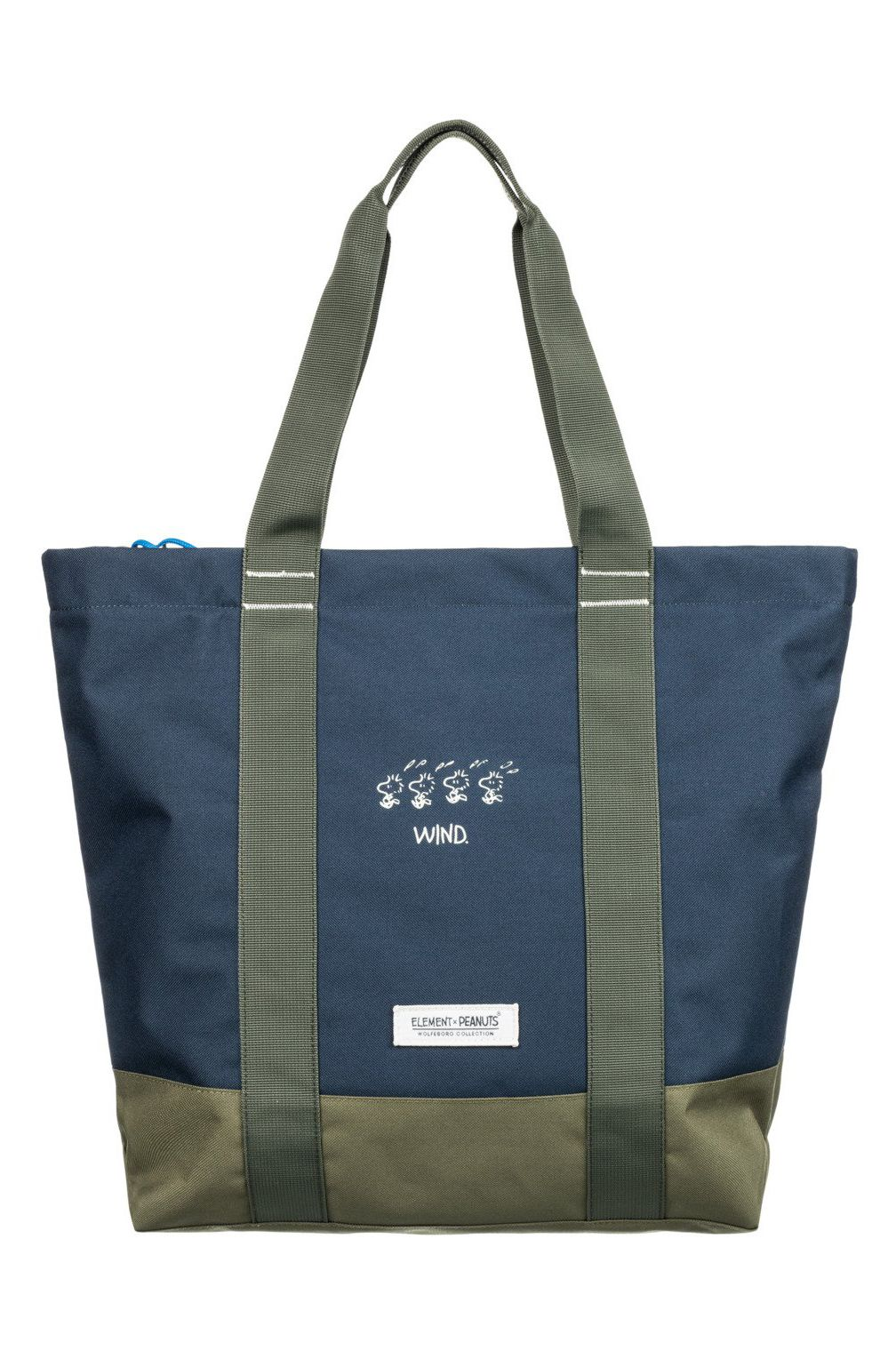 Element Bag CARRIER PEANUTS TOTE PEANUTS Eclipse Navy