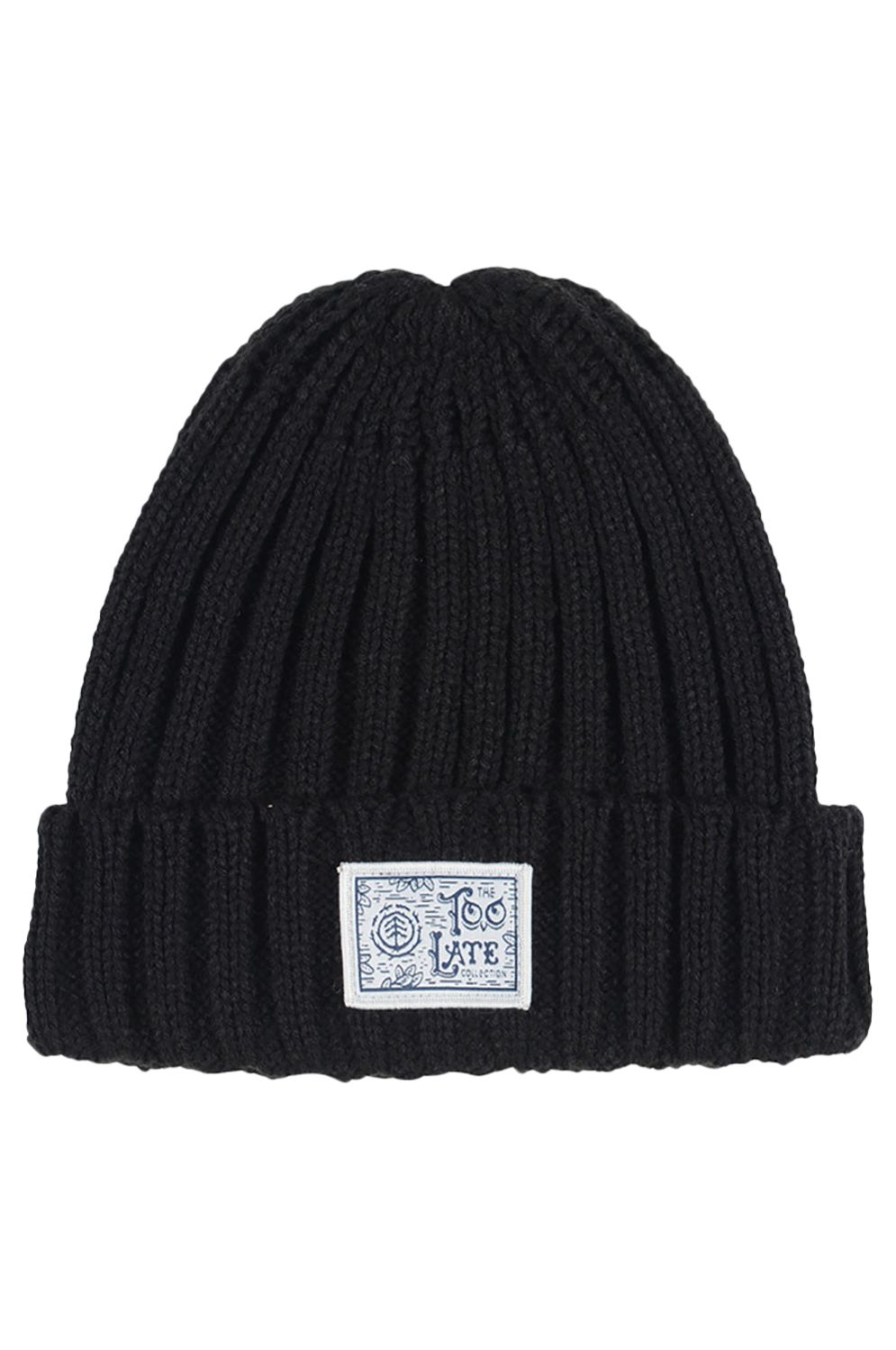 Gorro Element TIMBER TIMBER COLLECTION Flint Black