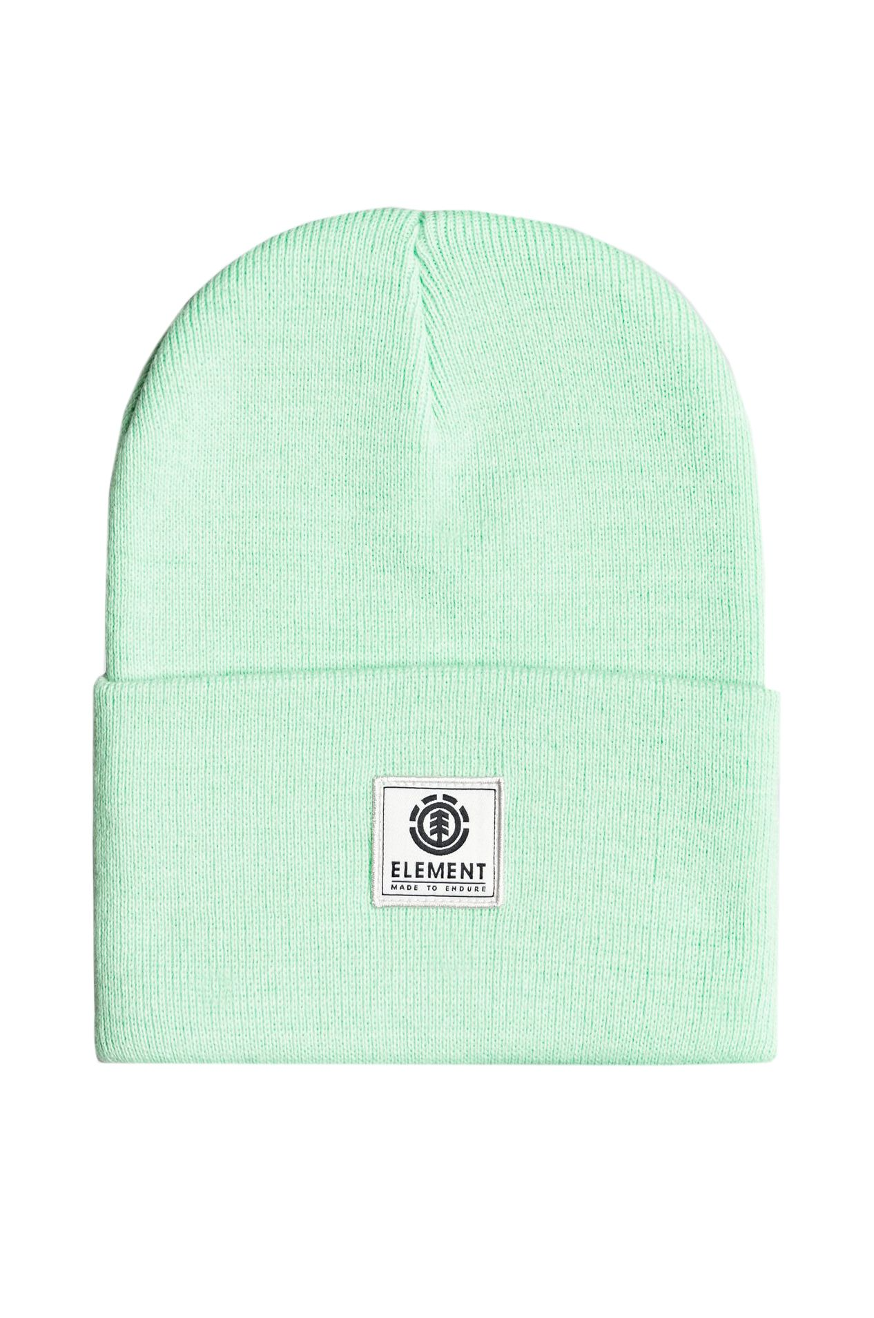 Gorro Element DUSK BEANIE Green Ash