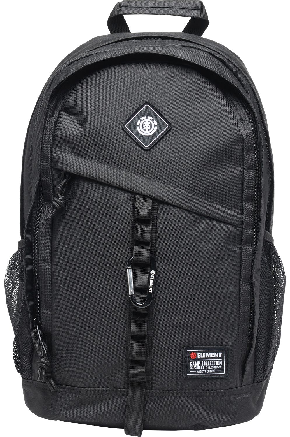 Mochila Element CYPRESS FOUNDATION Flint Black
