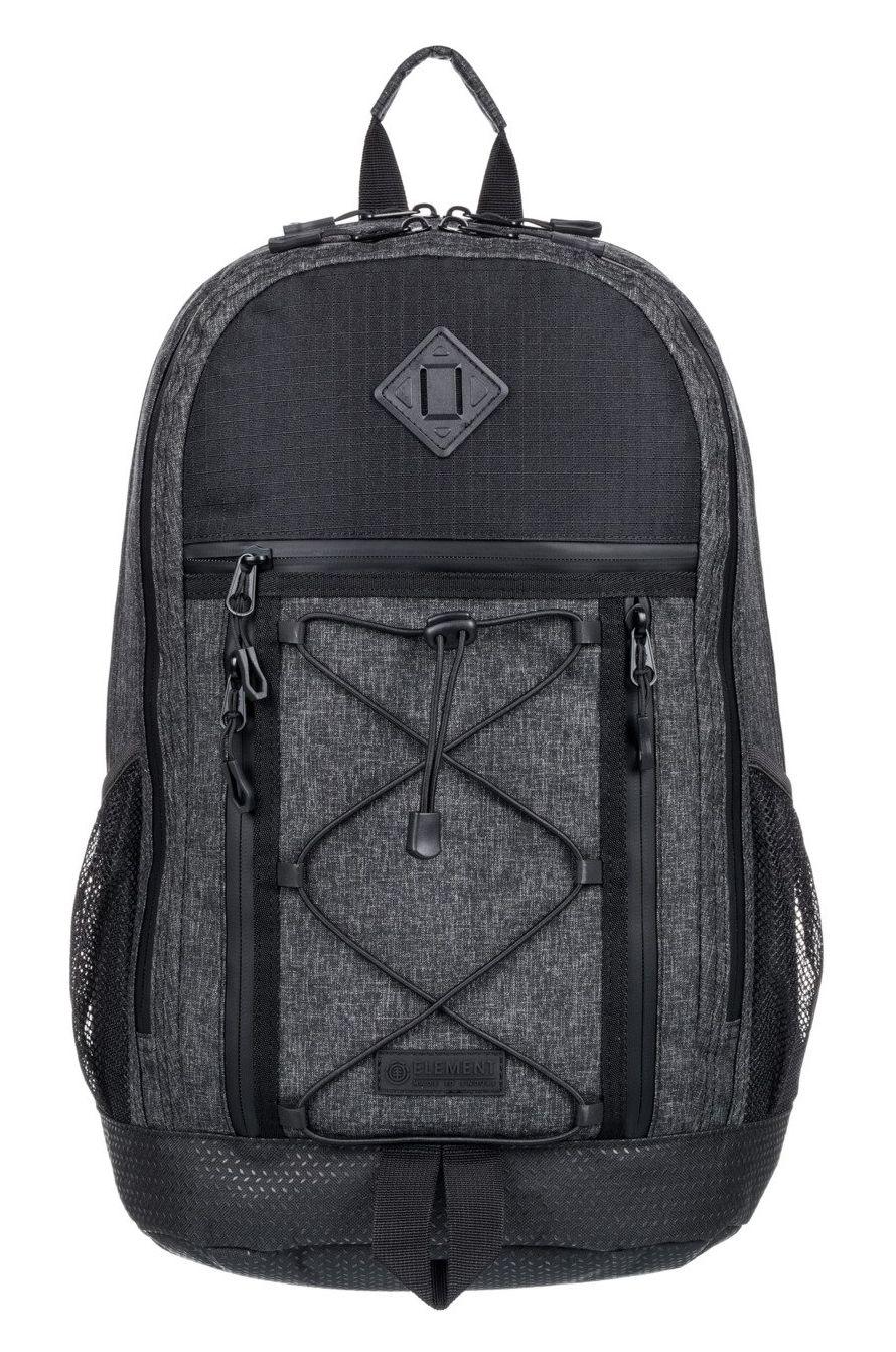 Element Backpack CYPRESS OUTWARD BPK Black Grid Htr