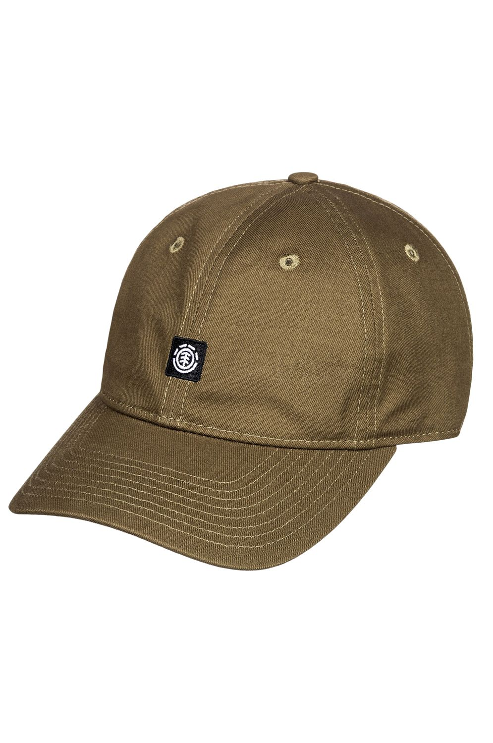 Bone Element FLUKY DAD CAP Army