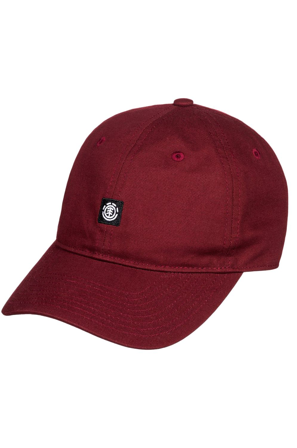Bone Element FLUKY DAD CAP Vintage Red