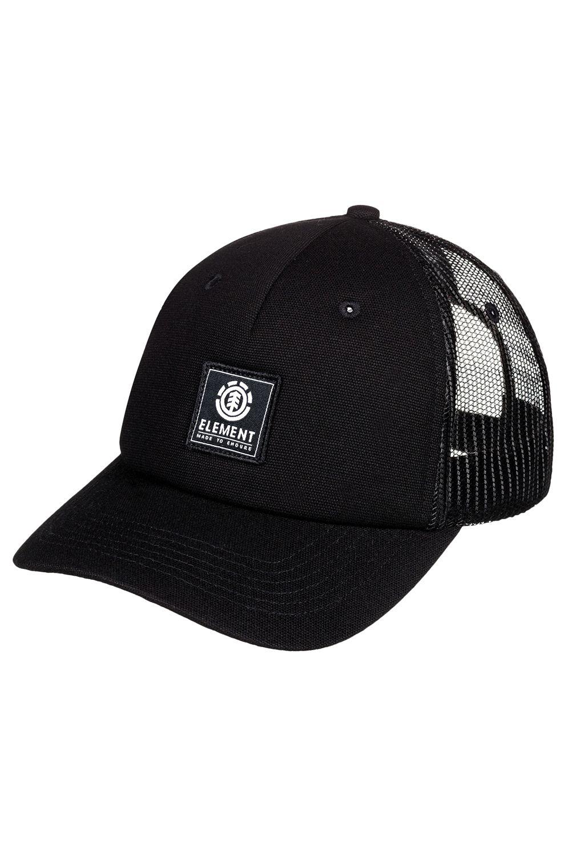 Element Cap   ICON MESH CAP All Black
