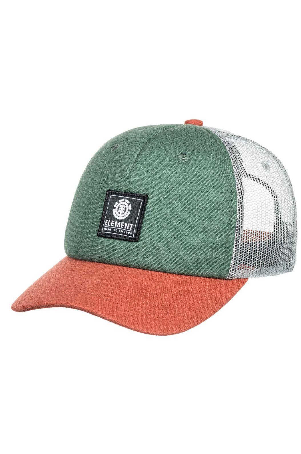 Bone Element ICON MESH CAP Green Gables