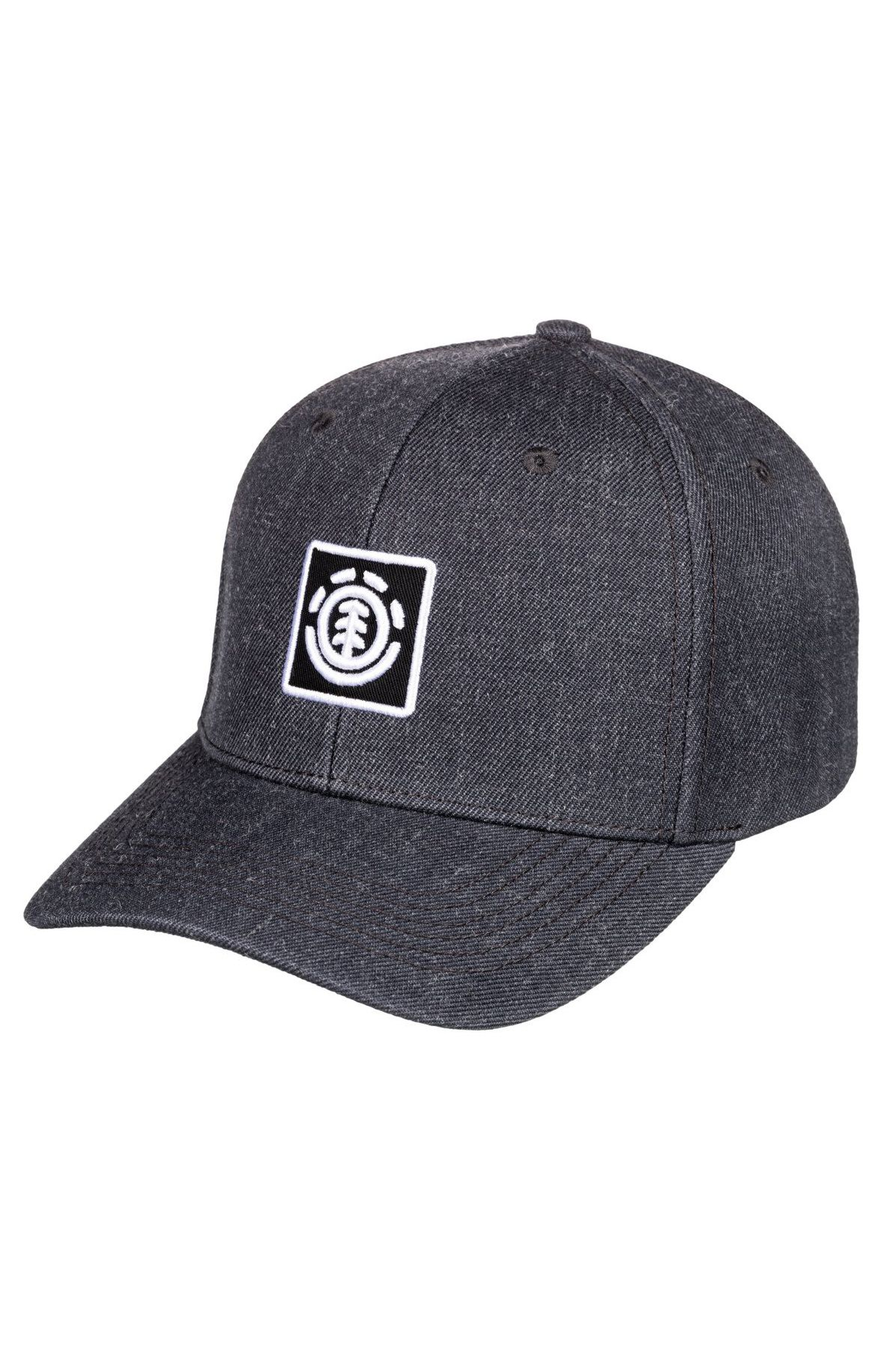 Bone Element TREELOGO CAP Charcoal Heather