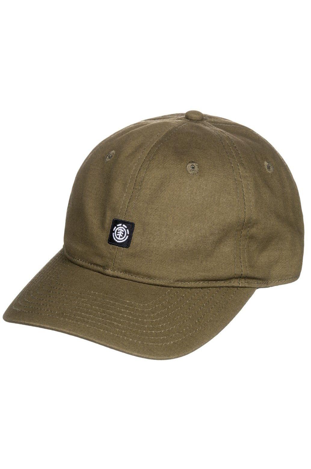 Bone Element FLUKY DAD CAP Army