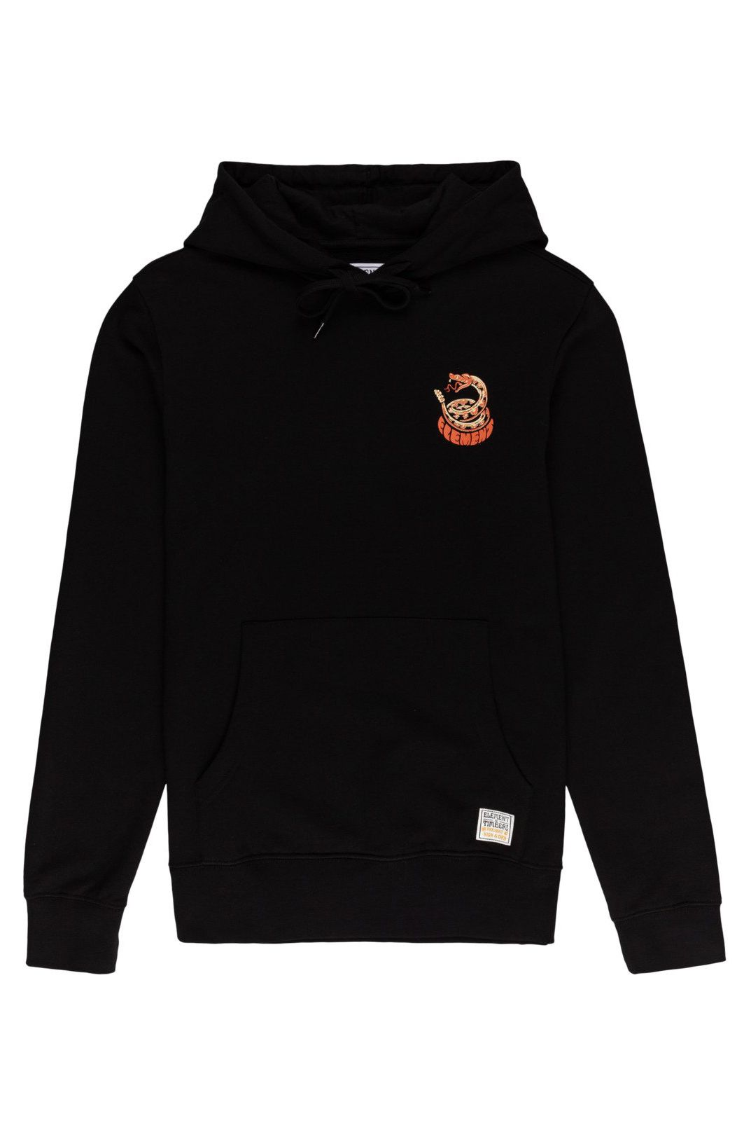 Element Sweat Hood PICK YOUR POISON HOO TIMBER COLLECTION Flint Black