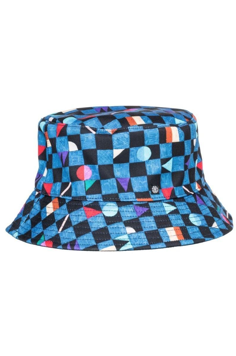 Chapeu Element TAM BUCKET HAT Blue Prism