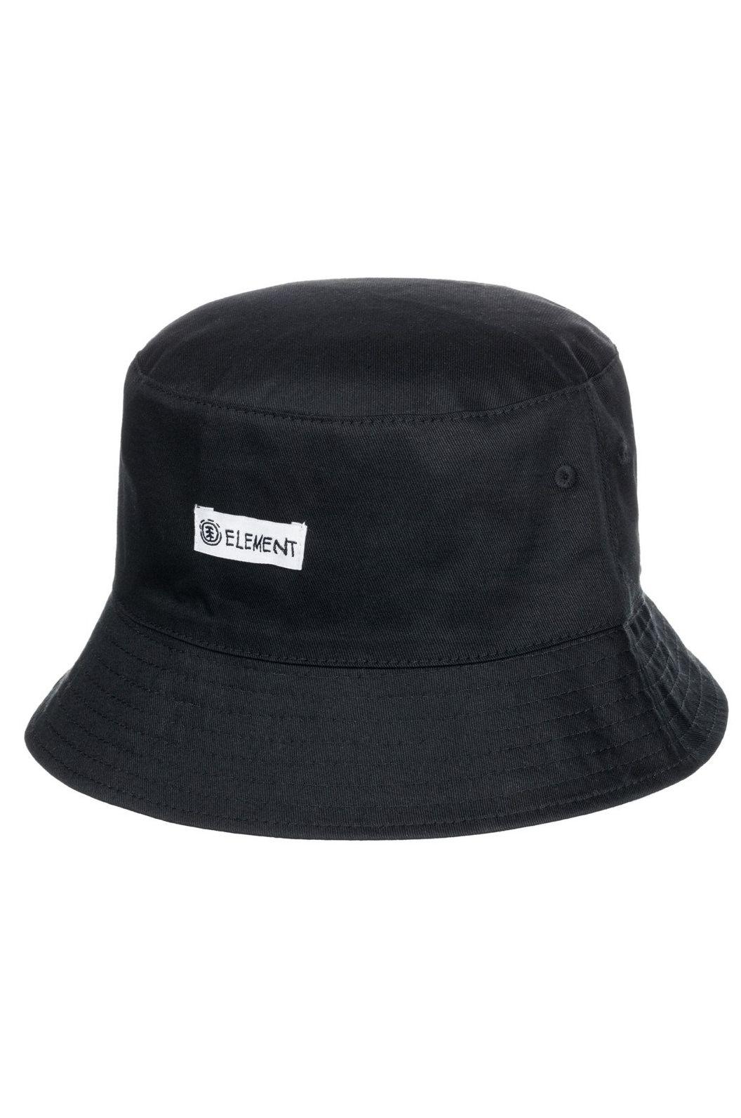 Chapeu Element SHROOMS BUCKET HAT SHROOMS PACK Flint Black