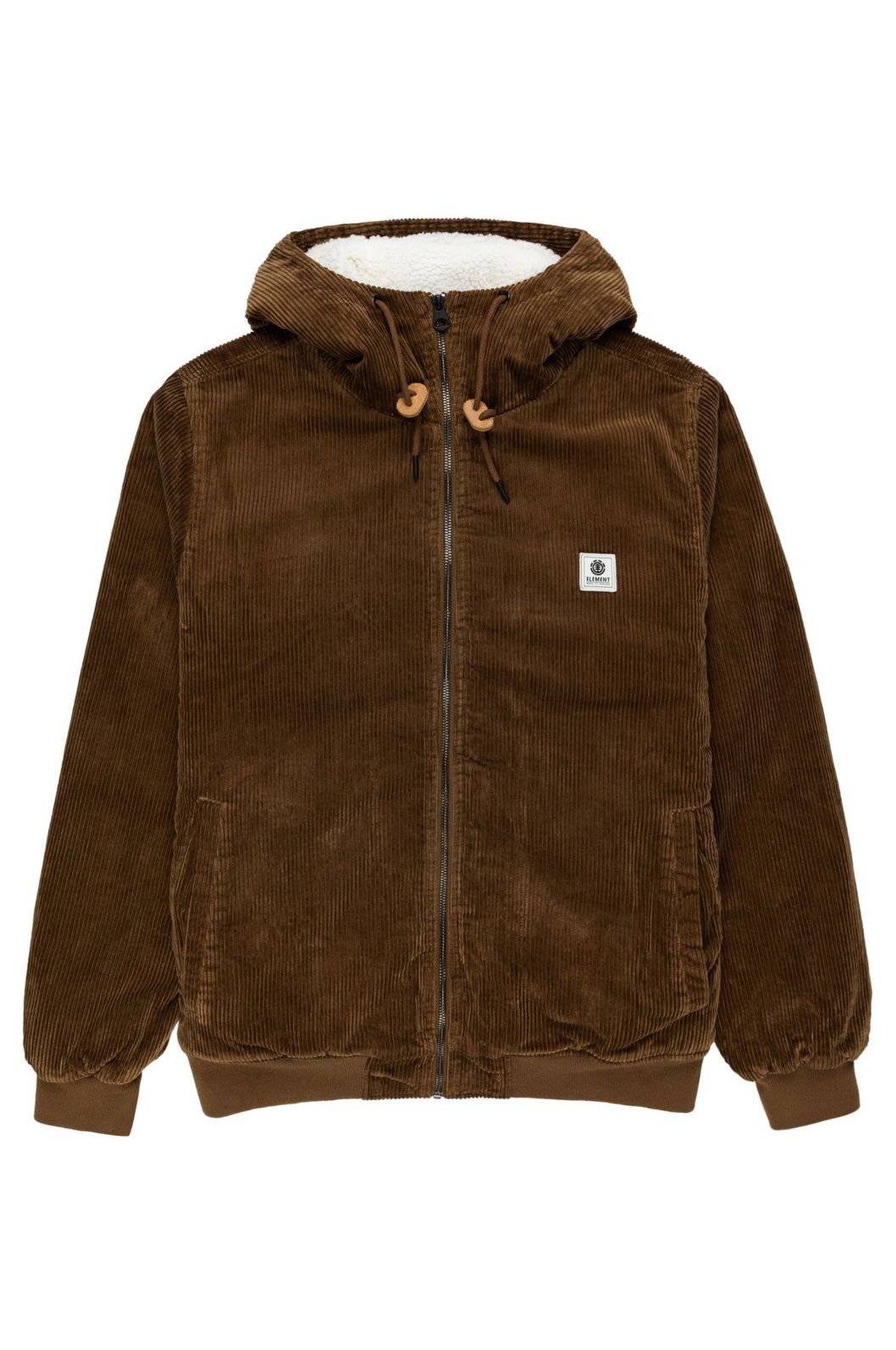 Element Jacket DULCEY CORDUROY WOLFEBORO Teak