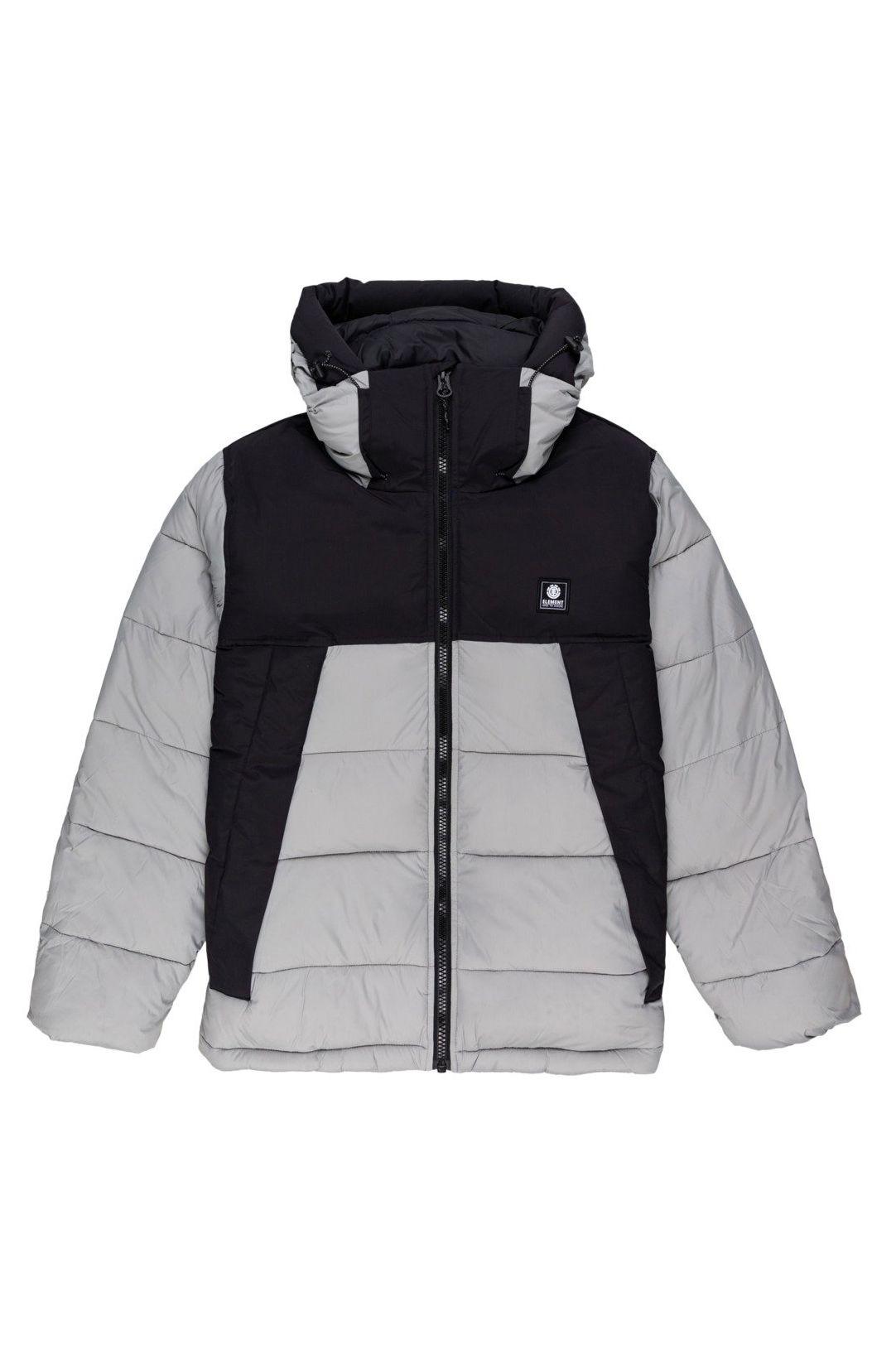 Element Jacket DULCEY PUFF CONTRAST WOLFEBORO Limestone