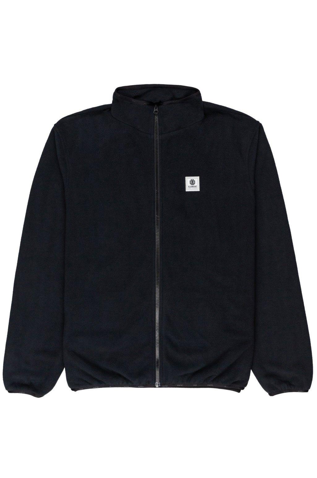 Element Coat ABENAKI ZIP Flint Black